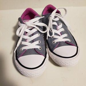 💜Super Cute Girls Converse Madison Sneakers